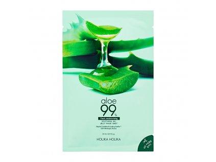 naomask aloe 99 soothing gel jelly mask sheet