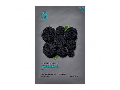 naomask pure essence mask sheet charcoal
