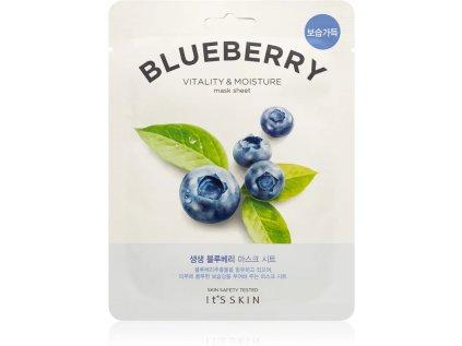 Fresh Mask Blueberry