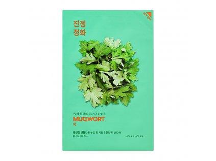naomask pure essence mask sheet mugwort