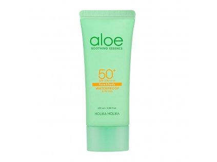 aloe soothing essence waterproof sun gel spf50 2