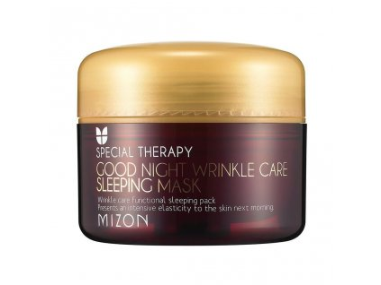 Good Night Wrinkle Care Sleeping Mask - Anti-age noční maska 75 ml