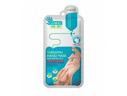 theraffin hand mask