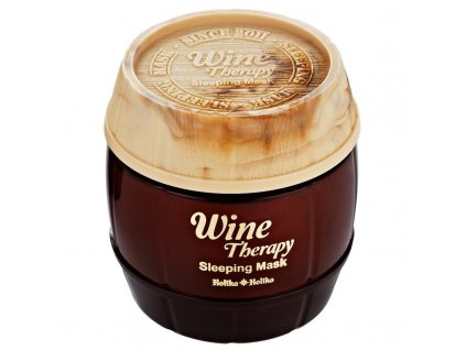 oine naomask wine therapy sleeping mask red wine