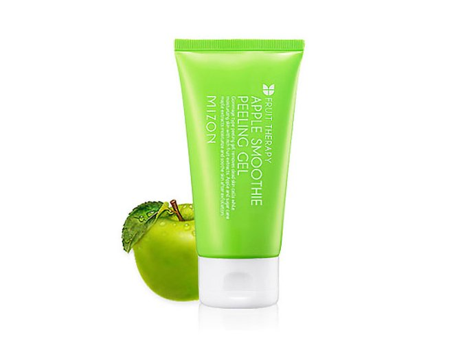 apple smoothie peeling gel