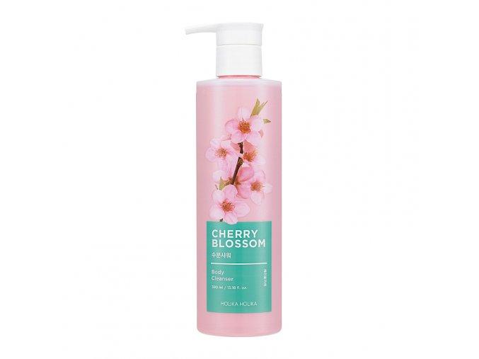 cherry blossom body cleanser