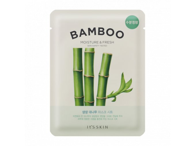 Fresh Mask Bamboo