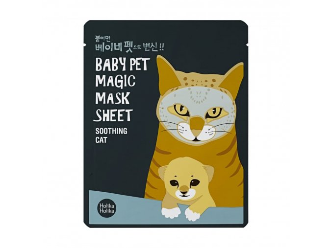 baby pet magic mask sheet cat