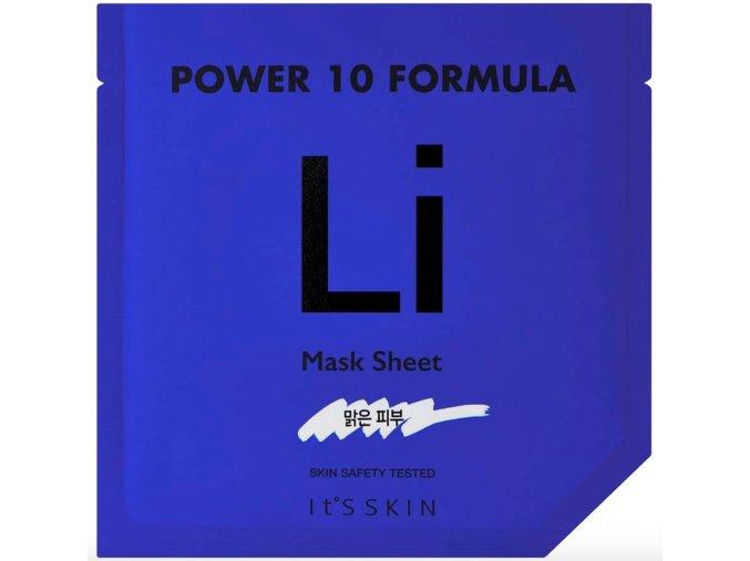 power 10 formula LI mask