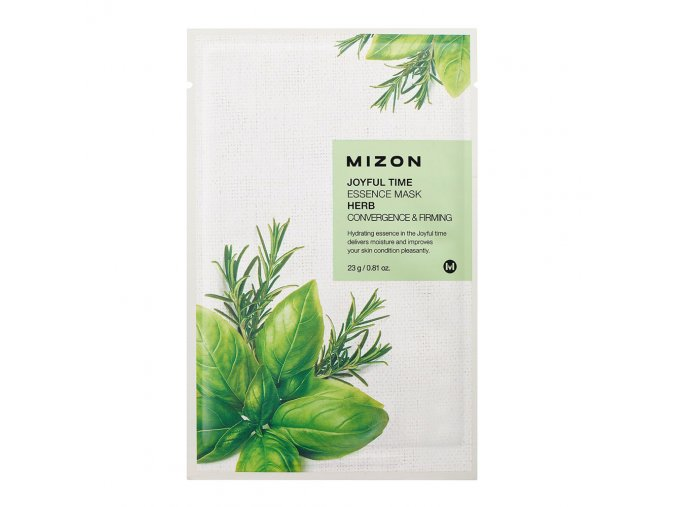 Joyful Time Herb Essence Mask