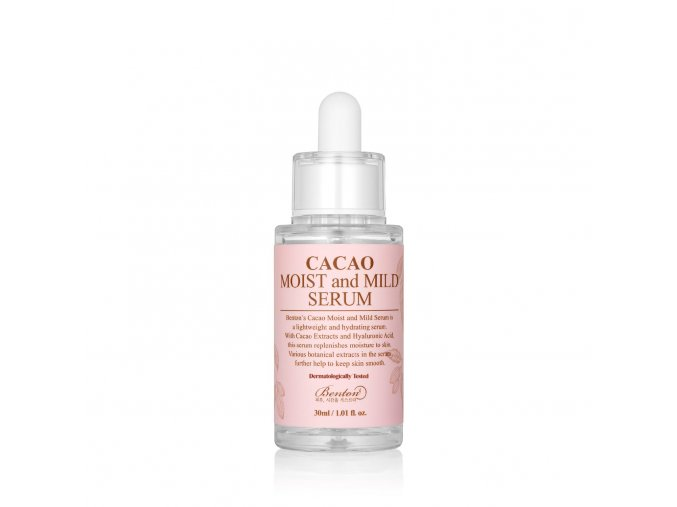 Benton Cacao Moist and Mild Serum 1