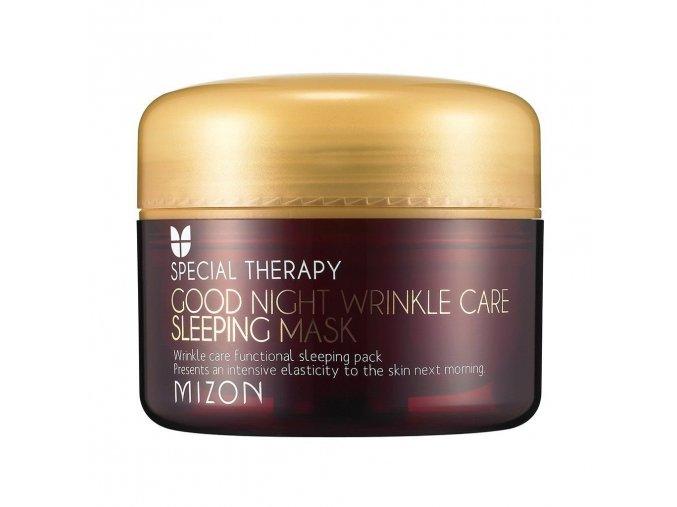 Anti-age noční maska se sněcím sekretem (Good Night Wrinkle Care Sleeping Mask)75 ml