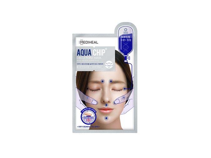 circle point aqua chip mask