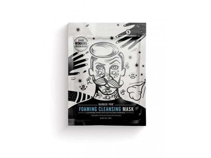 Mask FoamingCleansing Front