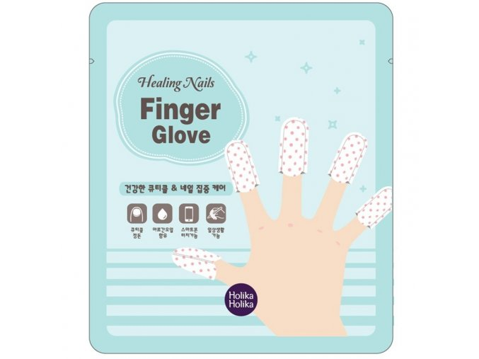nails finger glove