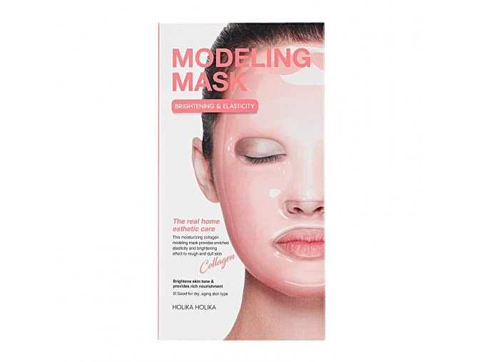 modeling mask collagen