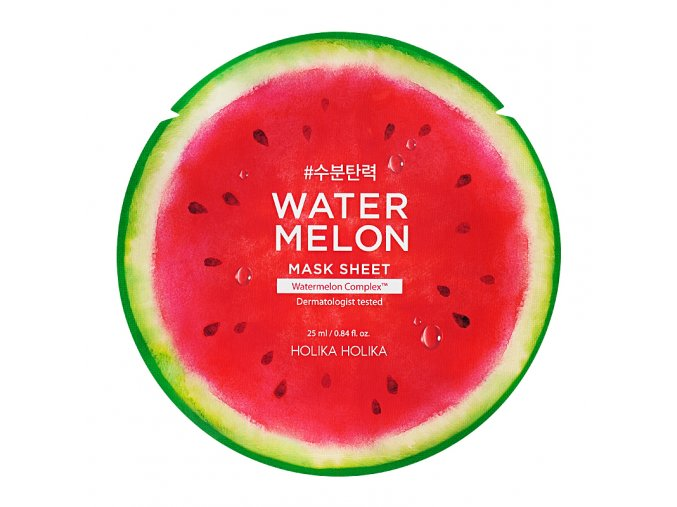 tkanevaya maska watermelon mask sheet
