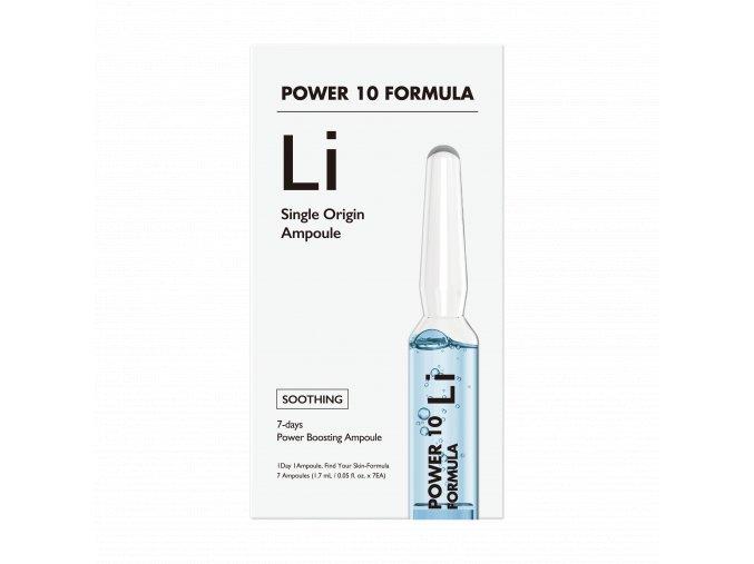 Power10 Formula Li Single Origin Ampoule