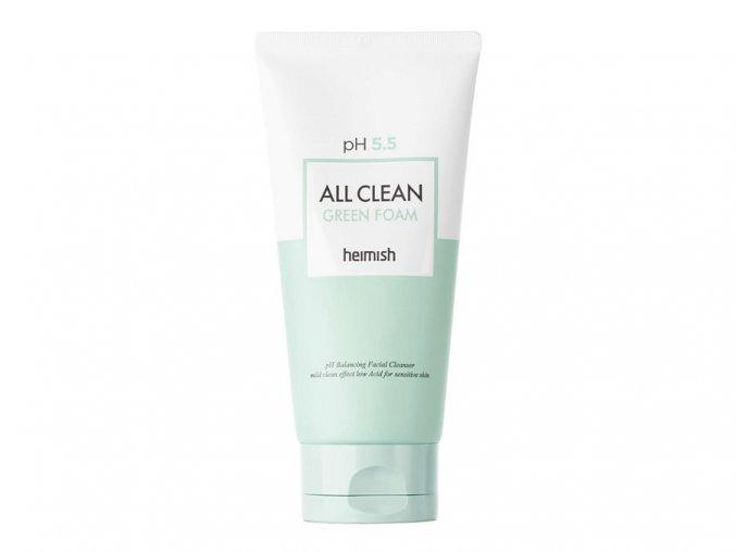 cze pl Heimish All Clean Green Foam Jemna Cistici Pena 150g 1512 1