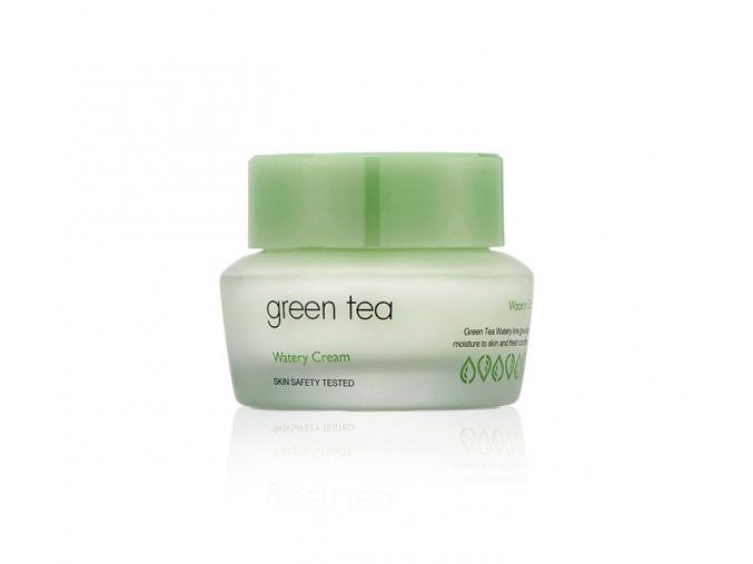 Hydratační krém se zeleným čajem