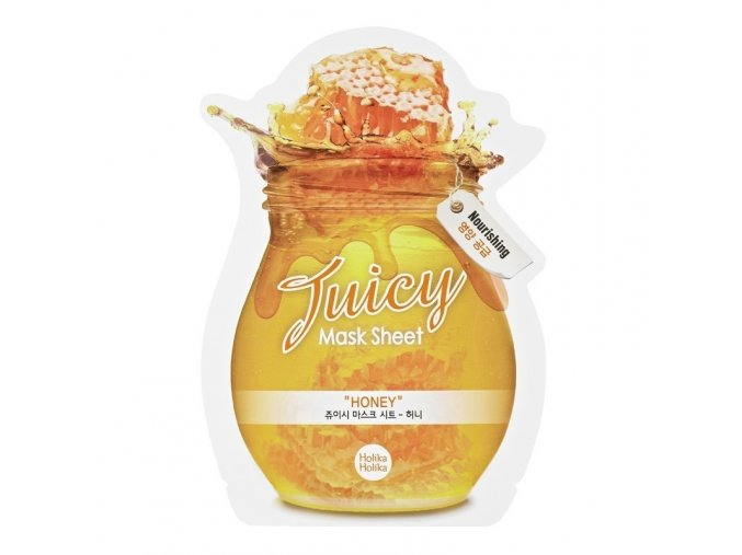honey juicy mask sheet