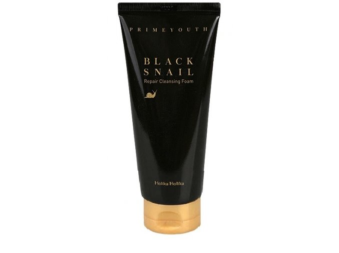 Prime Youth Black Snail Cleansing Foam