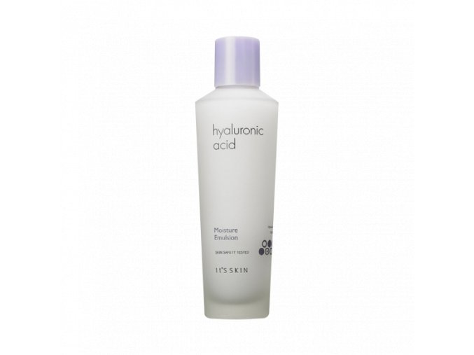 Hyaluronic acid emulsion