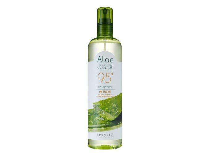 Aloe Soothing Face Body Mist 95 telovy mist