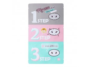 pig nose clear blackhead 3 step kit