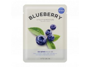 Fresh Mask Blueberry