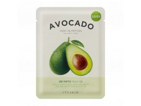 Fresh Mask Avocado
