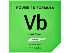 Power 10 Formula Mask Sheet VB