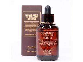 Snail Bee Ultimate Serum - pleťová esence se šnečím extraktem 35 ml