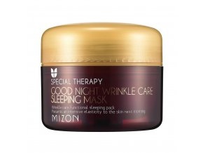 Anti-age noční maska se sněcím sekretem (Good Night Wrinkle Care Sleeping Mask)75 ml