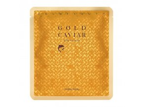 naomask prime youth gold caviar gold foil mask