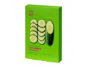 pure essence mask sheet cucumber 5 pcs