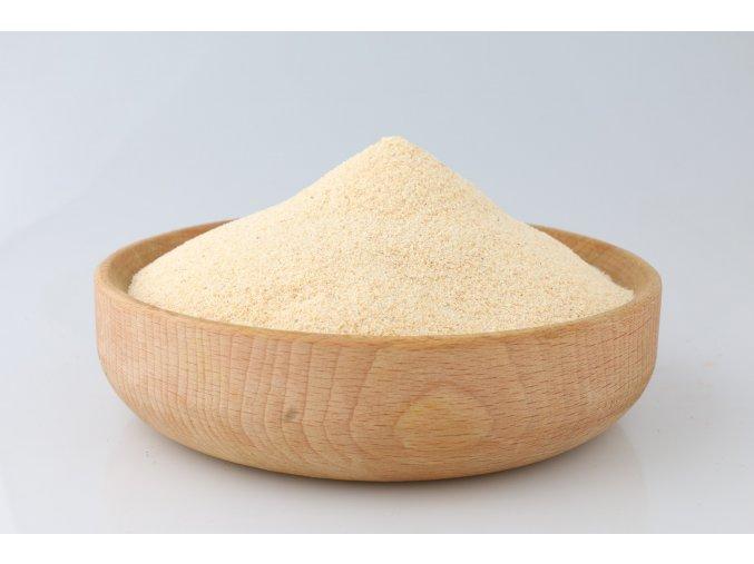 česnek granulovaný
