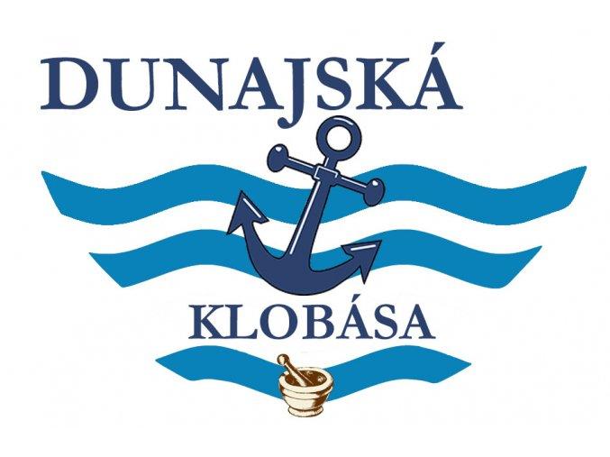 Logo Dunajska klobasa 2