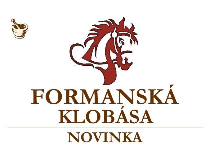 NOVINKY FORMANSKÁ