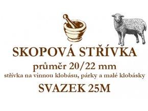 skopova 20 22 25m
