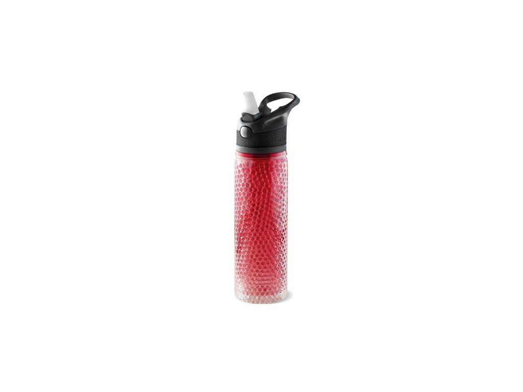 thermo chladici lahev cervena asobu