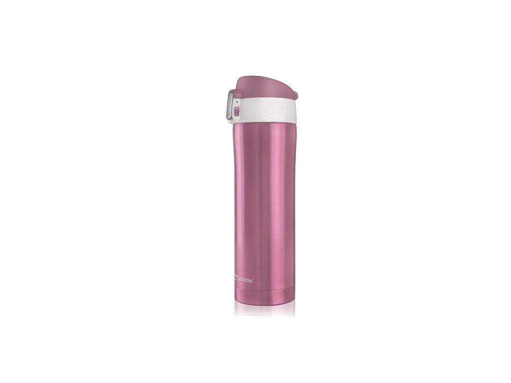 damska lahev na kavu ruzova