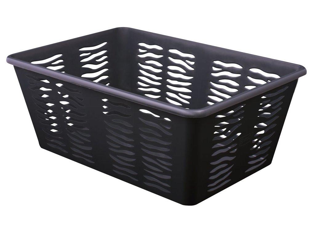 koszyk zebra 4 1704 antracyt0
