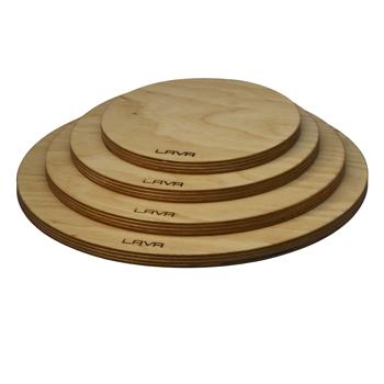 Dřevěné prkénko pod hrnec 28 cm - magnetické