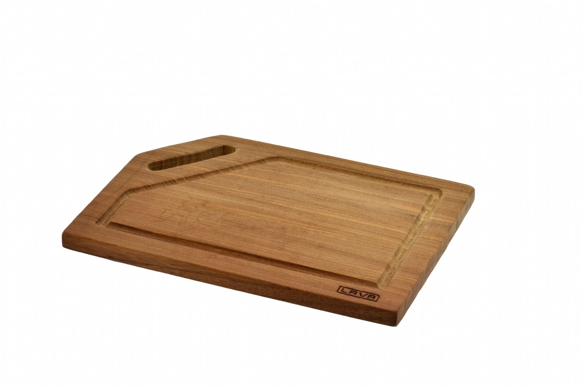 LAVA METAL Lava wood - krájecí deska 20x30 cm