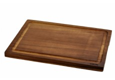LAVA METAL Lava wood - krájecí deska 34x46 cm