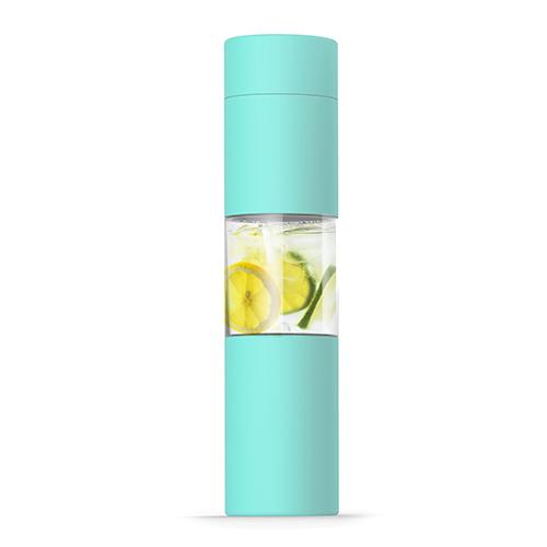 ASOBU Elegantní mátová láhev s infusérem 460ml
