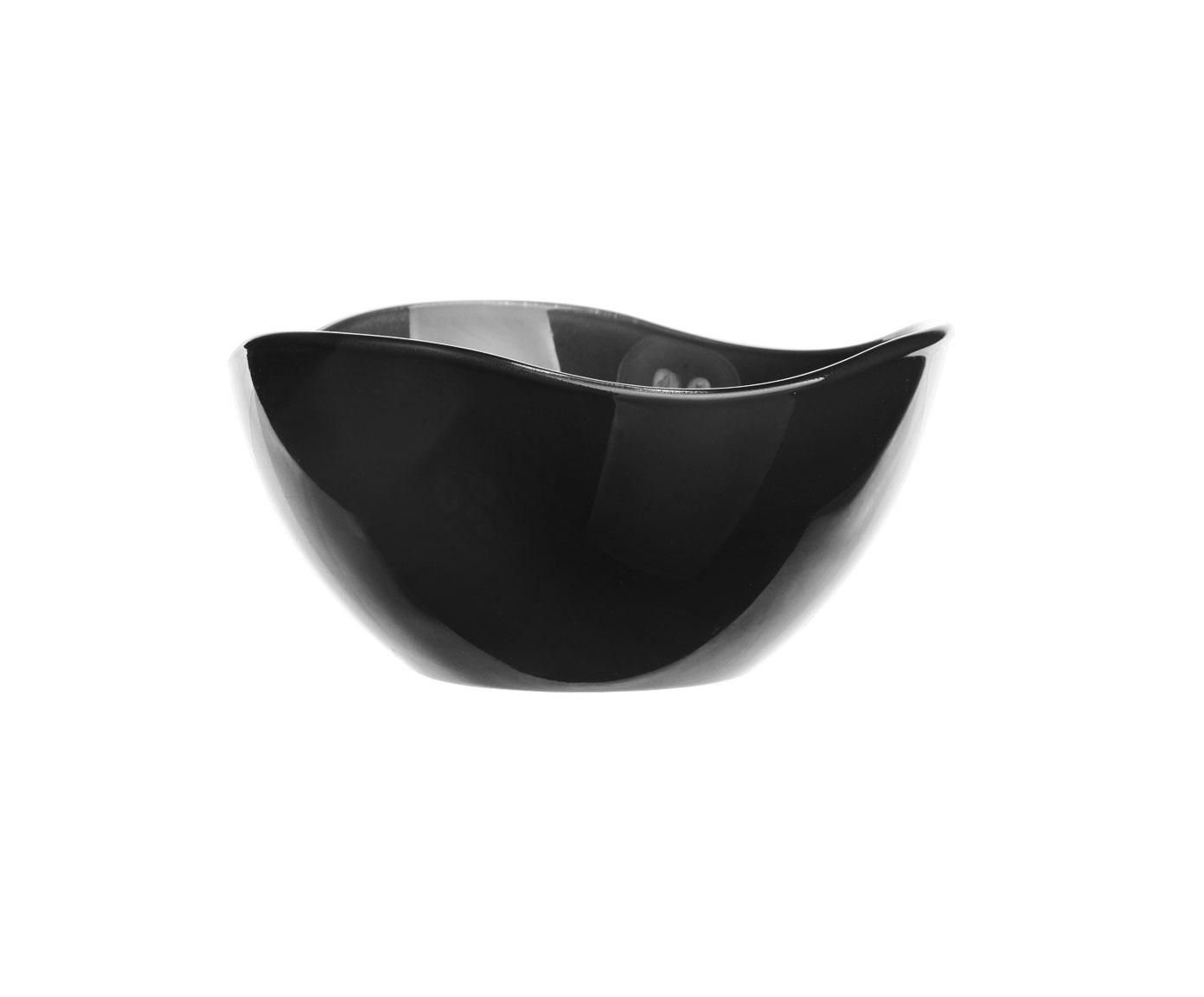 GLASMARK Salátová miska D-120 černá