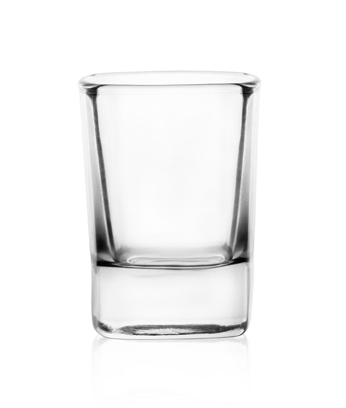GLASMARK Sada 6 panáků na alkohol elegant - 50ml