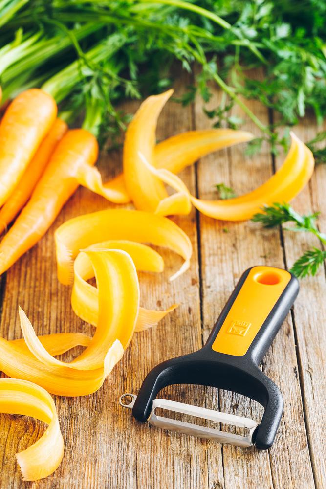 Monix Efficient - škrabka na ovoce a zeleninu